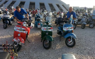 vespa world day CROAZIA 2015