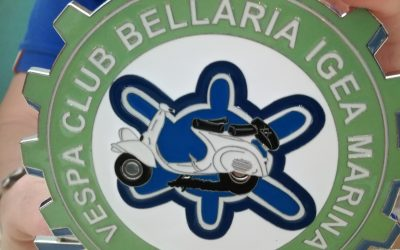 "Raduno ""Vespa Day"" Bellaria Igea Marina (video)"