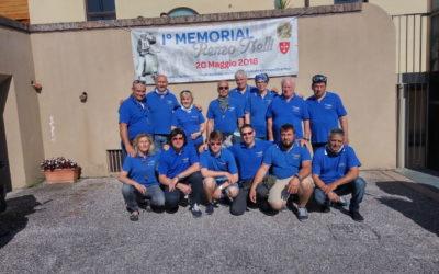"""Raduno Nazionale """"Memorial Renzo Nelli"""" VC Pisa"""