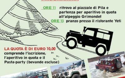 Raduno Land Rover (Pila 2018)