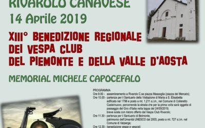 XIII Benedizione Regionale del Piemonte e della Valle d'Aosta