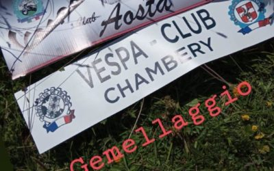 Gemellaggio V.C. Chambery Valmorel (FRANCIA)